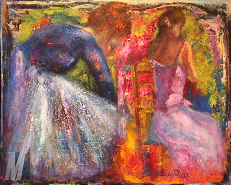 Dancers_24x30_OilCanvas